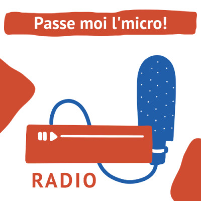 "Passe Moi l'Micro #8 ""Visons la lune ENSEMBLE"" cover"