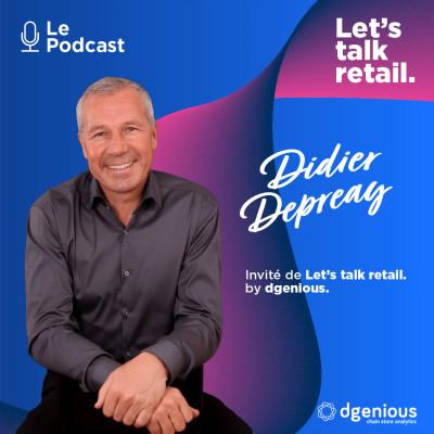 #13 - Didier Depreay, Quelles sont les grandes tendances de la franchise pour 2022 ? cover