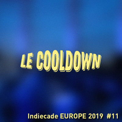 Au Tour du Mic - Cooldown #11 IndieCade Europe 2019 cover