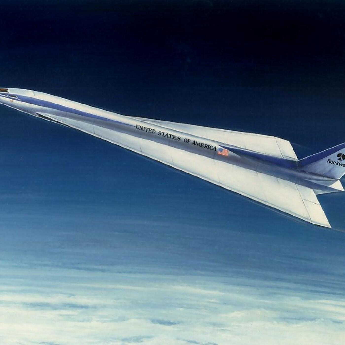 Boom Supersonic : l'avion du futur