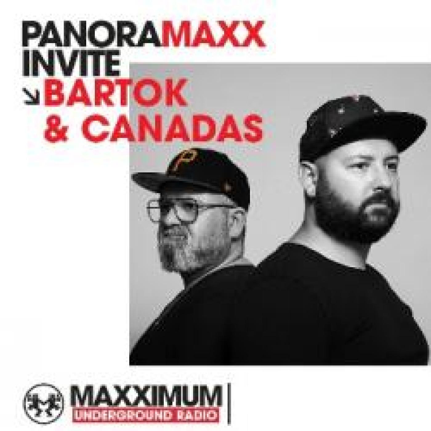 PANORAMAXX : BARTOK & CANADAS