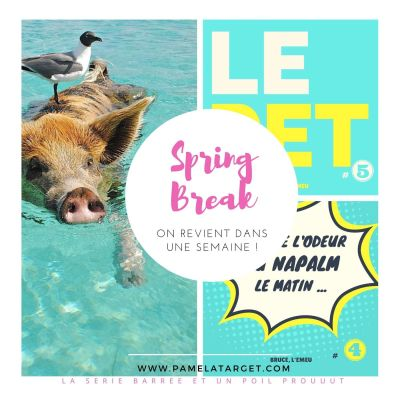 image Hors Serie Spring Break