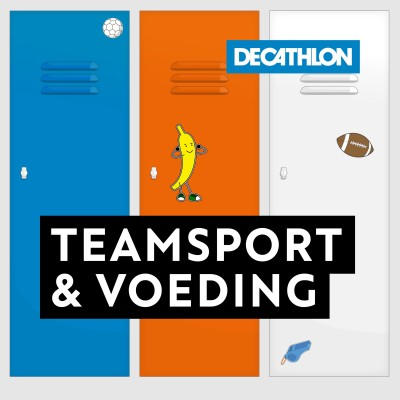 #4 Teamsport & voeding cover