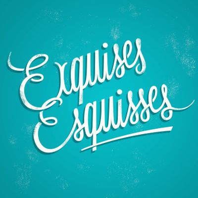 Exquises Esquisses cover