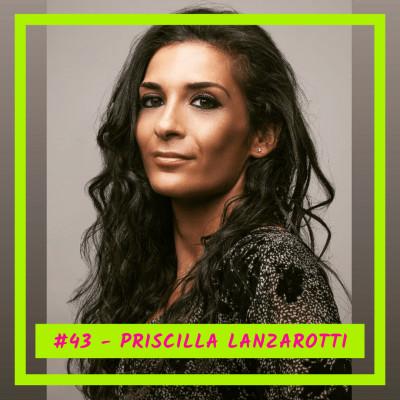 #43 - Priscilla Lanzarotti: Renversantes ! L'influenceuse publie ses pâtisseries coups de coeur avec poésie cover