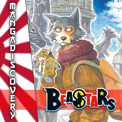 MangaDiscovery S01E12 : Beastars cover