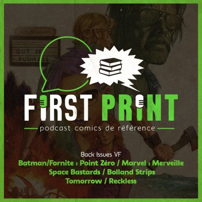 Reckless, Tomorrow, Bolland Strips, Space Bastards, Marvel et Batman/Fortnite : des comics VF en tout genre ! [Back Issues] cover