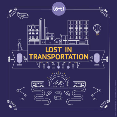Lost in Transportation cover