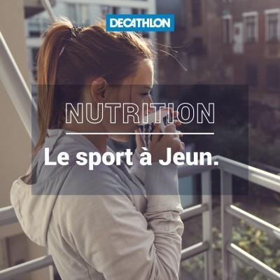# 42 Nutrition - Le sport à jeun, on vous dit tout ! cover