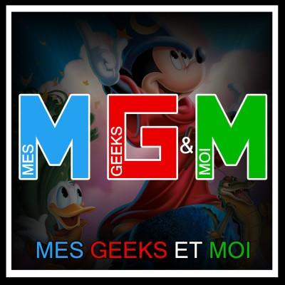 #22 Mes Geeks Et Moi : L'an 2000 et Disney cover