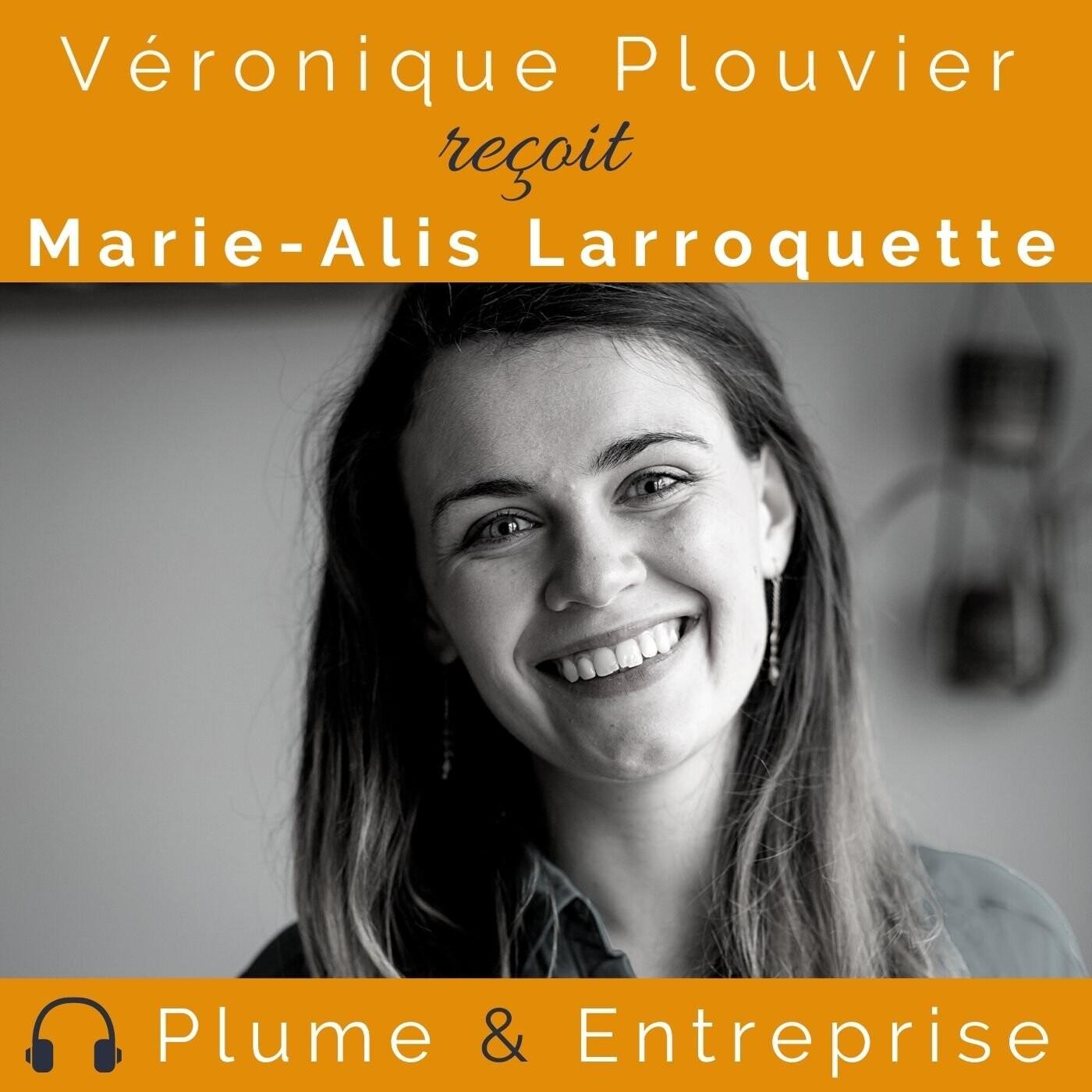 # 36 Marie-Alis Larroquette, sophrologue
