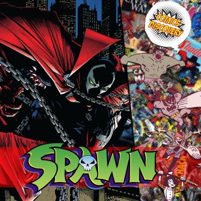 ComicsDiscovery S04E35 : Spawn