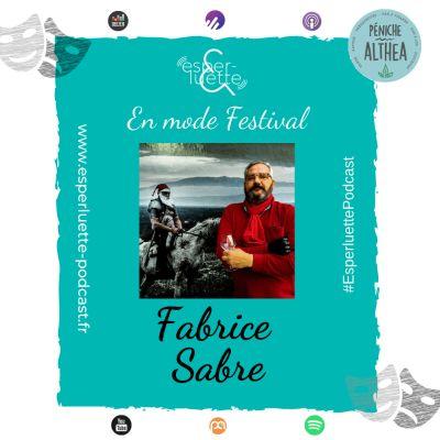 """image """"En mode Festival"""" - Fabrice Sabre - Exposition """"Ici"""" Place des Corps Saints"""