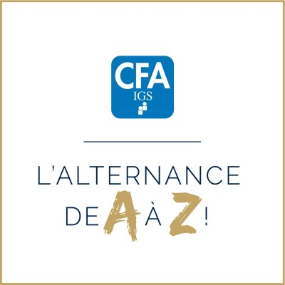 Image of the show CFA IGS - L'alternance de A à Z !
