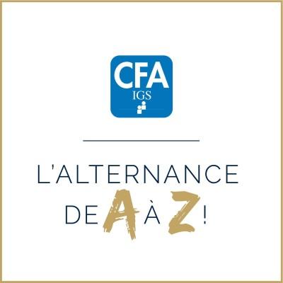 CFA IGS - L'alternance de A à Z ! cover