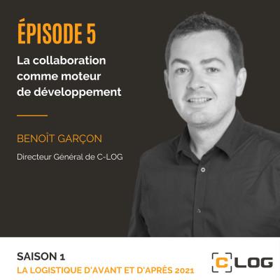 C-LOG [S1E05] - La collaboration comme moteur et développement cover