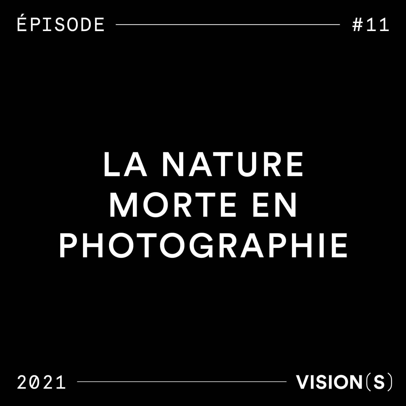 EPISODE #11 - La nature morte en photographie