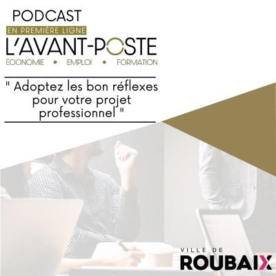 Les podcast de l'Avant-Poste de Roubaix cover