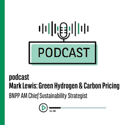Mark Lewis : Green Hydrogen & Carbon Pricing cover