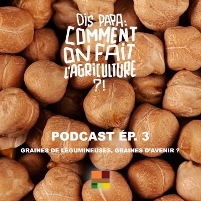 Ep. 3 Graines de légumineuses, graines d'avenir ? cover