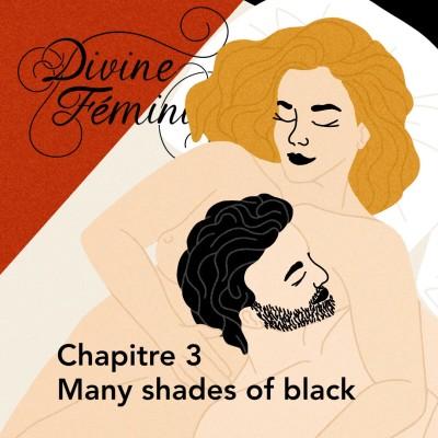 "Chapitre 3 : ""Many Shades of Black"" cover"