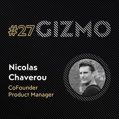 #27 - Nicolas Chaverou - Co-Founder & Product Manager - Golaem cover