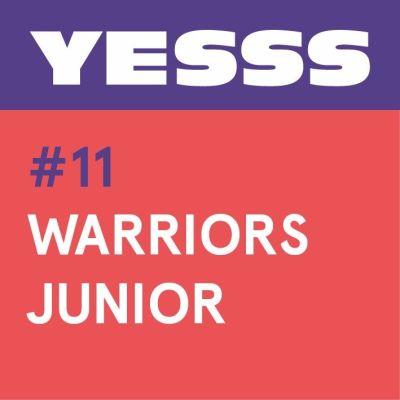 image YESSS #11 - Warriors junior