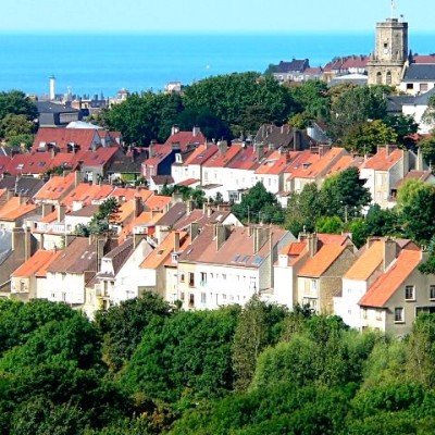 Boulogne-sur-Mer : entre terres et mer ! cover