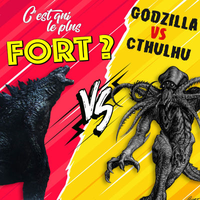 image #2 - Godzilla vs Cthulhu