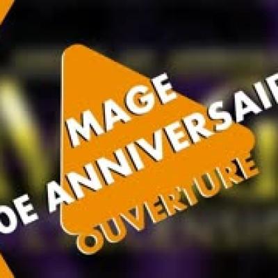 Ouverture Critique - Mage 20e Anniversaire cover