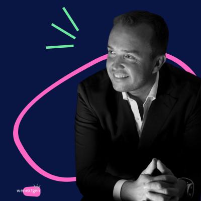 """#18 - Christophe BRUNET - Ambassador du """"Primum Familiae Vini""""- De l'art d'accorder mets et vins à la recherche partagée de l'excellence cover"""