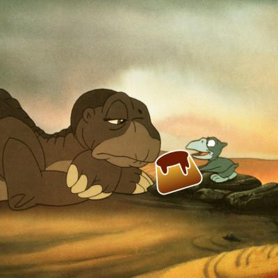 01 - Le Petit Dinosaure et la Vallée des merveilles cover