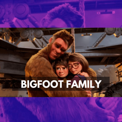 Bigfoot Family cover
