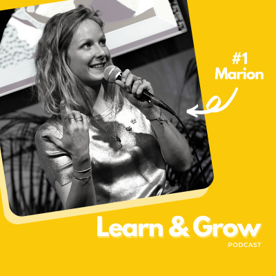#1 Marion Rousset (Join Lion) : S'appuyer sur une solide communauté cover