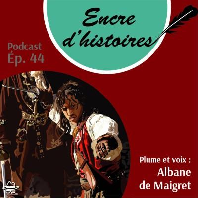 Épisode 44 :  Cartouche, brigand de la Régence cover