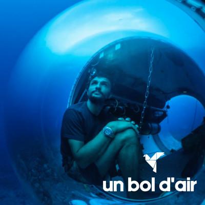 #54 - Ghislain BARDOUT - Under The Pole, plonger sous la banquise cover
