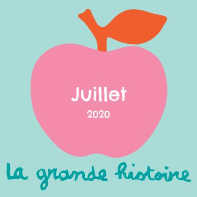 Juillet 2020 – Le trésor d'Hector cover