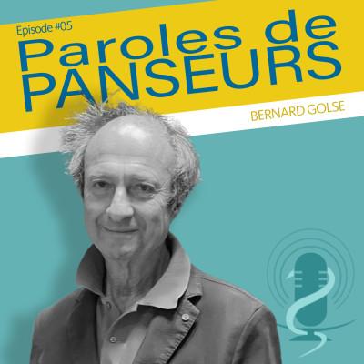 """Episode 5 - Bernard Golse - """" Il n'est jamais trop tard pour avoir une enfance heureuse ! """" cover"""