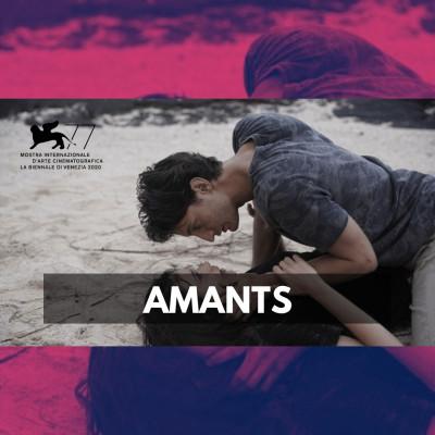 Amants (Venise 2020) cover