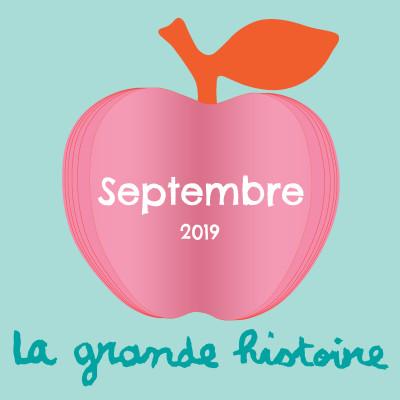 Septembre 2019 - Mini Poucette et l'ogre Farfalle cover