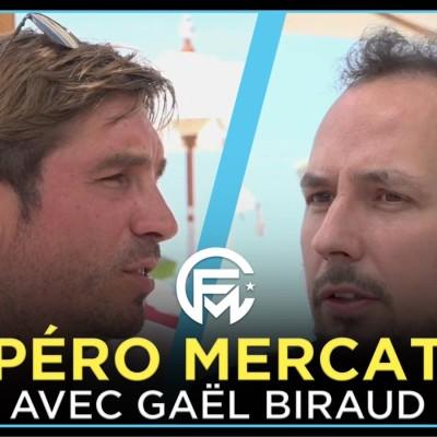 Apéro Mercato : OM, Balerdi, Lopez, vente, gestion de Chabrolle, Villas-Boas le DS et concurrents (Monaco)
