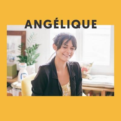 42 •Angélique cover