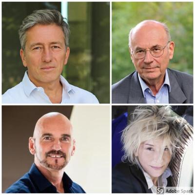 Mort et Résilience - Invités : Dr Boris Cyrulnik, Dr Christophe Fauré cover