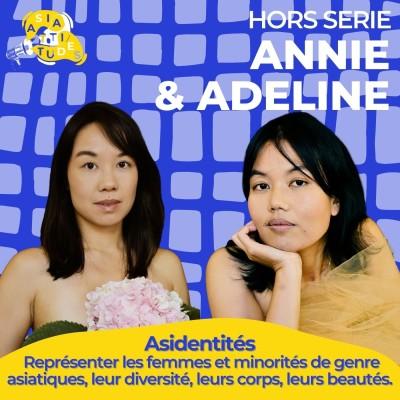 """(Asidentités) Annie et Adeline """"Quand on grandit France, on n'a pas d'icônes de beauté asiatiques"""" cover"""