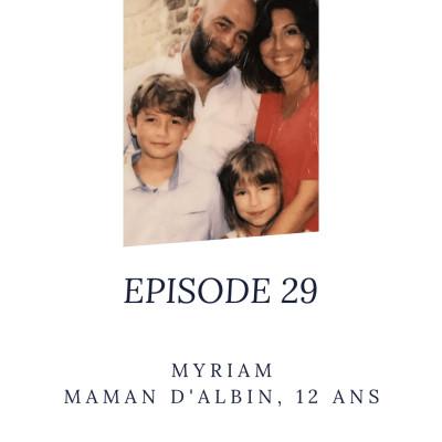 Episode 29 - Myriam cover