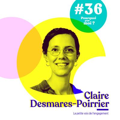 #36 Claire Desmares-Poirrier : Est-ce que ça en vaut la peine ? cover