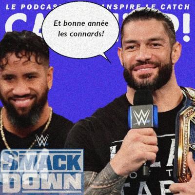 Catch'up! WWE Smackdown du 1er janvier 2021 — Cousinade hardcore cover