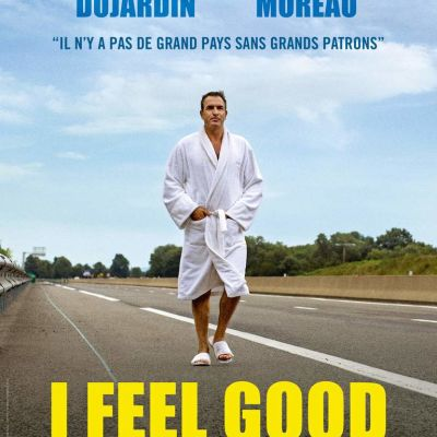 image CINE PARLER #9 | CRITIQUE DU FILM I FEEL GOOD | Bobo Léon