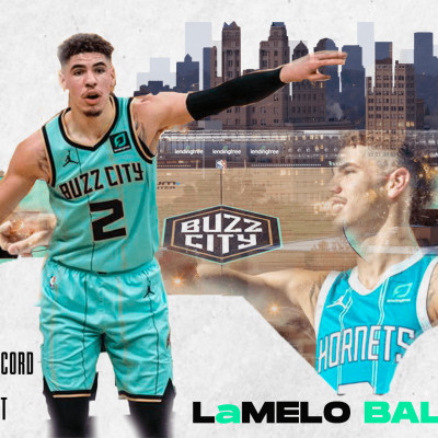 LaMELO HYPE BALL cover