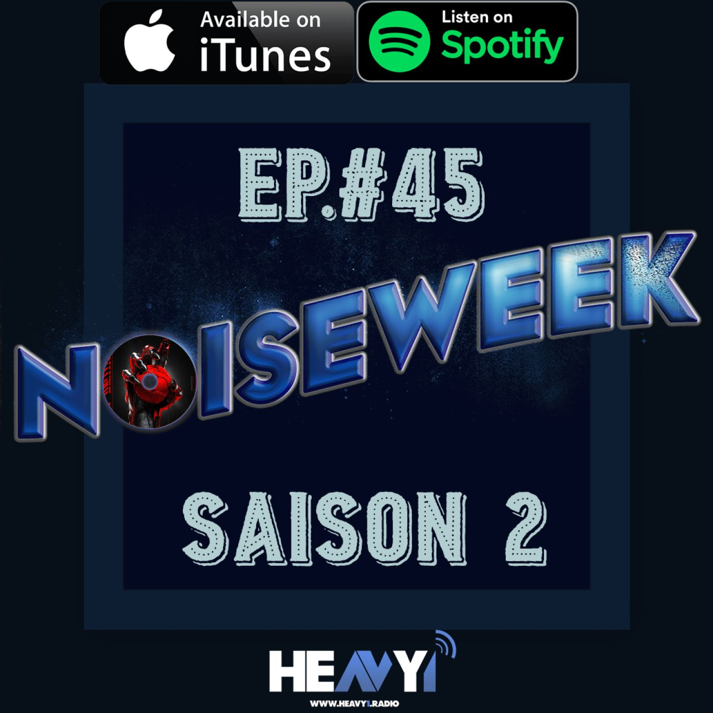 Noiseweek #45 Saison 2